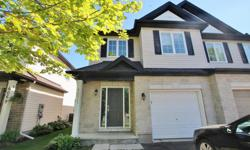 # Bath 3 MLS 1011845 # Bed 3 THIS IS A 10! Stunning 3 bedrooms plus loft in the great Findlay Creek area. Beautiful hardwood through main level, eat-in kitchen w/ lots of cabinet space and with gas range stove. Large master bedroom w/ 4 piece ensuite,