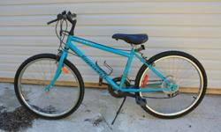 Bike is in good shape as well as helmet. Inbox with any questions.