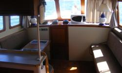 40ft. Custom Trawler. Misty Morning. Many upgrades done. Please E-mail for more Info