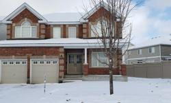 # Bath 3 MLS 1133599 # Bed 4 Beautiful 4 bedroom + den home with sun filled living room and dining room, main floor den (can be converted to bedroom), large eat-in kitchen with large pantry, bright family room with gas fireplace, large master bedroom with