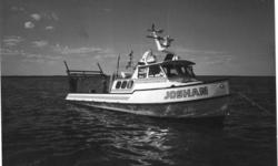 Steel tug custom built by Dovercraft Marine with 150 hp MD 70B Volvo diesel engine.  Electronics: Furuno GPS/chartplotter, Furuno colour sounder and two VHF radios.  Electrical system: 24V starting, Dual 12V accessory batteries, 30 amp charger and