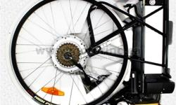 Turn your bike into a powerhouse for only $1,499 plus install and taxes. Easy enough to install yourself.