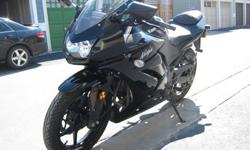 I have a 2008 Kawasaki Ninja 250 for sell. I'm the first owner, the bike is in excellent condition. Asking $4000.
