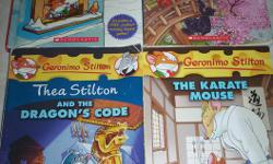 All the books are in excellent condition.