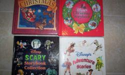 All 4 for this price. Every book is in great shape. Great small stories for bed time.