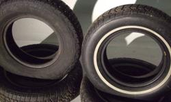 These used tires, I used on my Dodge Caravan, which I no longer have. They are the Avalanche X-Treme   195 / 75 / R.14  M+S  $63.50 OR BEST OFFER We are in Prince Albert On. by Port Perry ON. call cell 416 801-8708