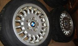tires 2x toyo snowprox 205/55r15 mounted on rims 2x pirelli winter ice sport 195/55r15 unmounted rims 15 inch bottle caps (2 rims have worn kumo snows) $100 for everything
