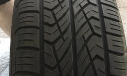 4- Yokohama all season tires, P225/65 /R17, only 15,000 KM usage