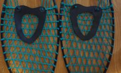 If the item is listed it is still for sale. It is removed immediately when sold. These are new never worn hand made aluminium snow shoes, I have a one adult pair 29 by 13 3/4 inches wide and three pairs of childrens {childs 50} 15 3/4 by 9 1/2 inches
