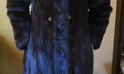 If the item is listed it is still for sale. It is removed immediately when sold. This vintage mink coat is just darling. It is in great condition and has quite stylish design. It is a small size about 5/6 or 7/8 woman's. Please check out ALL my listings