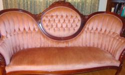 Custom made Antique Couch, Excellent condition no rips or stains