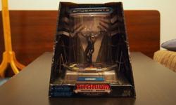 """Marvel Legends Titanium Series- VenomRARE!!!! New in box6.5""""H (Including plastic case)"""