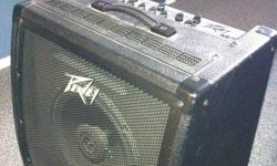 I am selling my 50 Watt Peavey Keyboard/Acoustic Amp. I have had this for three year and I have used it only a few times, the amp is in great condition but it just does not meet up to my current needs. For existing ports refer to picture. Preferred way of