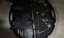 Martin Bengal Compound Hunting Bow