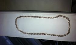 nice hand made 50g mens gold chain 4168787698