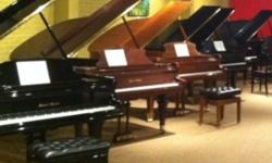 Ontario Pianos Inc. is Canada's largest pre-owned used piano centre with a 10,000 sq. ft showroom gallery and piano restoration centre in Mississauga. We specialize in Steinway & Sons, Petrof, Kawai, Bosendorfer, Yamaha, Fazioli, Bechstein and other fine