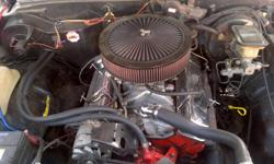 "1991sonomahotrod         250-864-0261   GM 5.7 Liter 350 Rebuilt Engine Rebuilt Transmission with Torque Converter and Hurst Shift Kit Edelbrock High Performance Carburetor Brand new radiator with 17"" flex fan and secondary electric fan Tru Cool"
