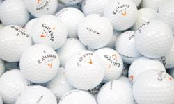 Golf has started! These balls are high quality and includes: Callaway, Titleist, Taylor Made, Nike, etc... 5 dozen balls in excellent condition for the price of 4. The bonus dozen are all yellow balls of high quality and made of Callaway, Titleist, Taylor