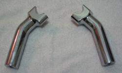 """selling a pair of new never used 5"""" pull back risorse body dymension is 1"""" and a quater round harley davison mount could be used for any bike any questions call 9052970050 NOTE IF THIS ADD IS STILL UP HERE IT IS STILL FOR SALE"""