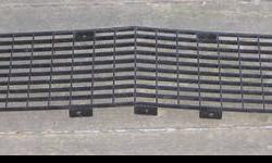 REPRO SMALLBLOCK FAN SHROUD W/O AC $60.00 complete mint condition grill assembly and parking lights  $240.00 ORIGINAL GM INNER FENDERS NO RUST HOLES $140.00 PR. REAR INNER BUMPER BRACKETS $25.00PR. STEERING COLUMN BOTTOM TRIM $25.00 STD HEADLIGHT POTS