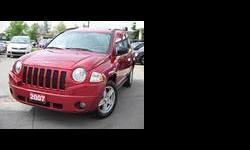 """""""""""""""""********2007 Jeep Compass******** .. Auto, good SPORT UTILITY VEHICLE. very well maintained, four door, electric windows & locks, traction control,cruise control, AC, ANTI LOCK BRAKES, Alloys & much more. Very clean S-U-V, runs like new ! You must"