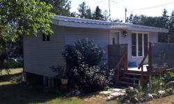 # Bath 1 Sq Ft 384 MLS SM122952 # Bed 1 Sportsperson's getaway! Double garage for all your equipment and machinery. Smaller home with full basement. Low maintenance home with newer windows and siding. Large lot in great location within Hamlet of Little