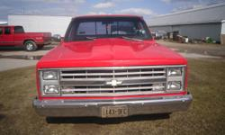 hi i have a 81-87 chevy c10 2 1/2 inch fully functional (steel) cowl hood for sale absoulutely mint condition! 400.00 takes it. over 600.00 new.  also have variety of other c10 parts licking around if interested. email or call/text 519-983-8020 thanks for