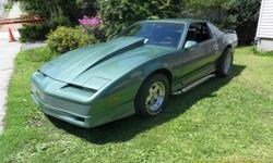 I have an 83 firebird up for sale or trade has: new weld wheel 15x7 on front and 15x10 in rear 87 transam bumpers and ground effects homemade cowl induction hood tinted tail lights mildly built 350 chromed out 4speed manual swap new clutch, pressure