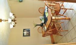 It is honestly the ultimate set:***Solid maple hard wood - this table is built to last.***One table, 2 leaflets, 8 chairs, well loved and all in amazing condition!***Easily goes from 4 to 6 to 8 by adding the leaflets. *** Originally purchased for $1500,