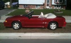 1988 gt convertible auto new tires mufflers never seen winter needs a. Loving home This ad was posted with the Kijiji Classifieds app.
