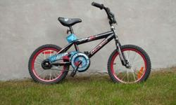 Kids Bike ridden once brand newThanks