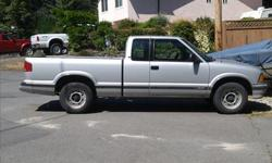 Make Chevrolet Colour Grey/silver Trans Automatic kms 206986 1994 chevy S10 V6 4.3L. I'm the 3rd owner, runs great, and is rather inexpensive to fill . $2500 obo For more info text or email.