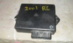 99 02 yamaha r6 140,regulator 45,plus shipping