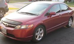 2007 Honda Civic EX Sedan, 5 speed manual transmission, 120,000kms , well maintained, one owner, air conditioning, sun roof, tinted windows.Asking $9,000