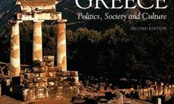 Selling a used, but in excellent condition A Brief History of Ancient Greece: Politics, Society and Culture - 2nd Ed. Softcover textbook for various college/university level history courses.   The textbook is in excellent condition with NO highlights or