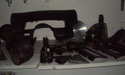 Cleaning out the extra Mustang parts, fits '87-'92. Take it all, best offer.