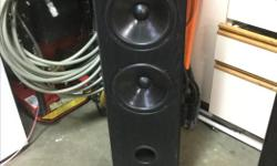 Acoustic Profile 2 rear speakers (PSL 05) 2 front speakers (PSL 88.6) 1 centre speaker (PSL-C200) I bought this system but it's just to big for the small room I wanted to use them in. Sorry but no grills are included Open to reasonable offers Posted with