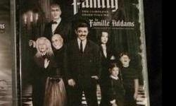 Addams Family Seasons 3 DVD
