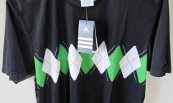 Adidas Tee med.  Brand new with tags still on Asking $15.00