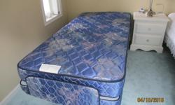 """Two adjustable beds with foot and back massage capabilities. Size 39"""" x 80"""". In excellent condition. Comes complete with foam and wool toppers, mattress covers, decorator quilts & pillowcases. Paid $3,800.00 new. Asking $1,200.00 for both or $700.00 each."""