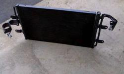 I am offering a brand new - never used air conditioning condenser. Fits Volkswagen Golf or Jetta 2000 and up. Asking $90.00 OBO.