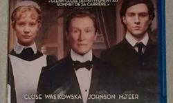 """I'm selling the movie """"Albert Nobbs"""" on Blu-ray. Disc and case are in very good condition. The price is $2, firm. Thanks for looking. :-)"""