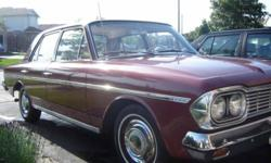 Want to sell ASAP before moving. All original AMC Rambler. Runs great. Currently not on the road...therefore no safety. Will likely only need a few minor things (small hole in manifold/exhaust etc) In great shape. Stored for a lot of its life. Engine is a