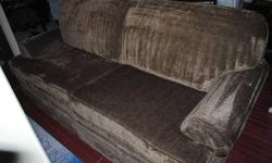 NEW PRICE.....Moving and need to get rid of almost new (2yr) old never used sage green furniture set. Includes sofa, oversized chair and Ottoman with storage. Over $2,000 when purchased new. Clean and barely used. Non-smoking household. Please email if
