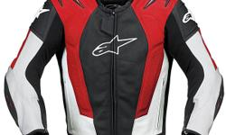 Used Alpinestars RC-1 leather jacket in good condition. Size 42 USA / 52EUR $195 obo