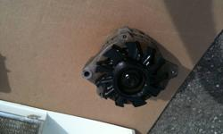 HAVE 2 GMC ALTENATORS REBUILT FOR $30.00 EACH
