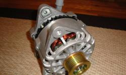 I had purchased this alternator from an online auto parts sale company, but I made a mistake and it didn't fit my car. If the shape of your vehicle's alternator is the same as this, it fits for your vehicle. Its reference number is: REPF330116. Maybe you