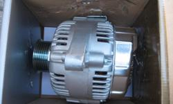 One new still in the box new alternator. 100 A. Fits Lexus RX300 99-2003 and also Highlander 2001-2003. Asking $ 80.00