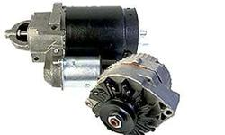 Need an Alternator or Starter? NEW REBUILT ALTERNATORS and STARTERS COME WITH 1 YEAR WARRANTY Starting from $100.00!!! We carry all makes and models. Please contact us with your vehicles year, make and model details. Extra $40 deposit will apply for the