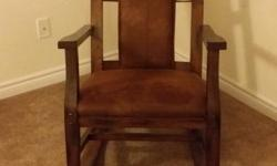 - Chair is in brand new condition and hasn't been used - Bought from Brick - No pets or children in the smoke-free house - Assembled and Ready for pickup - Available on Brick for $500+tax